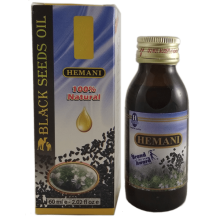 Масло черного тмина Hemani 60 мл (стекло)