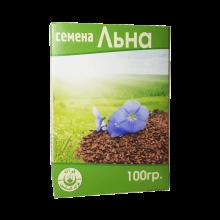 Семена льна 100 гр.