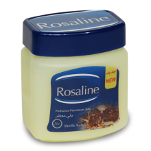 Крем на основе вазелина «Rosaline» с экстрактом ванили