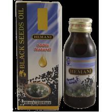 Масло черного тмина «Hemani» 60 мл (стекло)