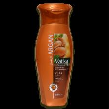 Увлажняющий шампунь «Dabur Vatika Argan Shampoo»