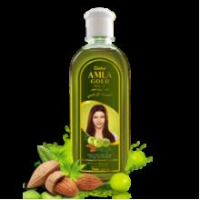 Масло для сухих и поврежденных волос «Dabur Amla Gold»