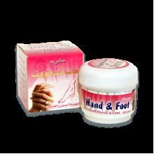 """Крем """"Hand & Foot """" для гладкости рук и ступней"""