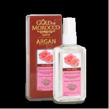 """Тоник для лица - Розовая вода для лица и тела """"Gold of Marocco"""""""
