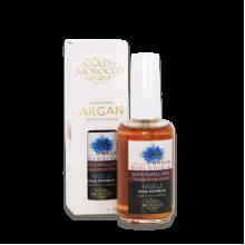 """Средство от выпадения волос с натуральным маслом арганы и 7-ю маслами """"Gold of Marocco"""""""