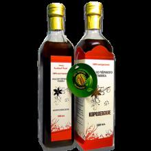 Масло черного тмина «Королевское» Ругуж 500 мл (стекло)