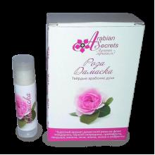 Твердые арабские духи Arabian Secrets Роза Дамасска