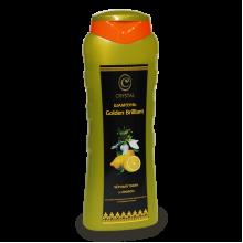 Шампунь для жирных волос «Crystal Golden Brilliant»