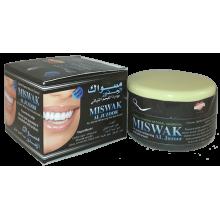 Зубной порошок отбеливающий Miswak для устранения неприятного запаха изо рта