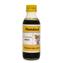 """Натуральное масло для волос """"Амла Hamdard"""""""