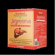 """Препарат для очищения печени """"Jigreena"""""""
