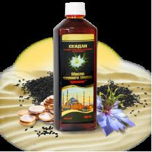 Масло черного тмина Сеадан «Крепкое» 500 мл
