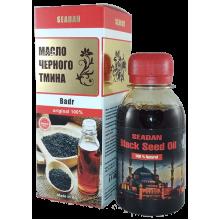 Фильтрованное масло черного тмина Сеадан «Крепкое» 125 мл